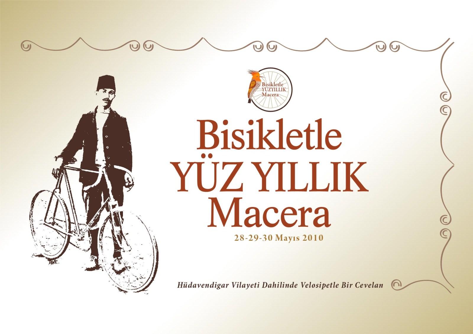 Bisikletle 100 yıllık maceranın 4 buluşmasının startı verildi